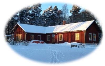 Ljusstöpning på Östanlid söndag 2/12 och 9/12