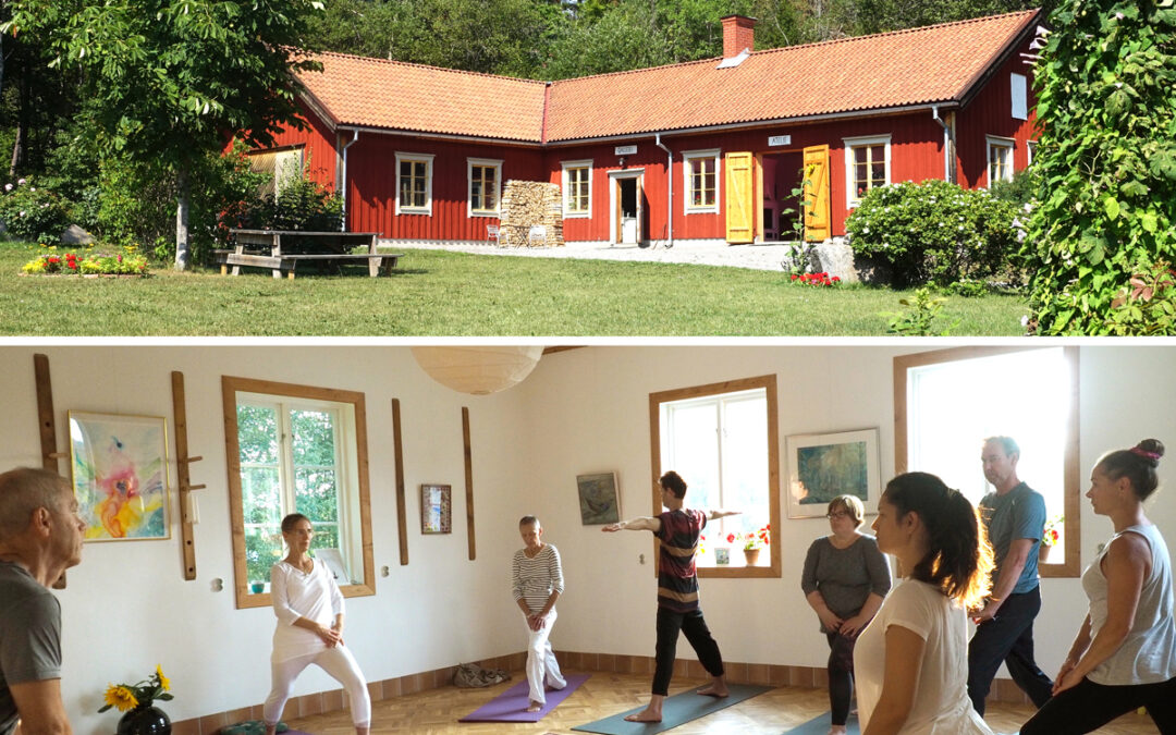 Yoga-mindfulness intensiv Lördag 29 maj 09:30-16:30